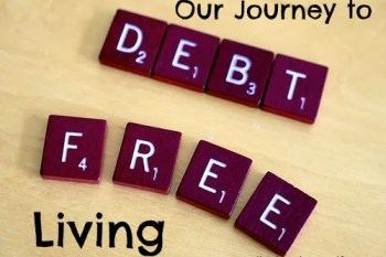 Our Journey to Debt-Free Living