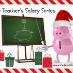 The Teacher's Salary Series:  Ways to Save at Christmas {Make Your Gifts}