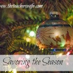 Savoring the Season