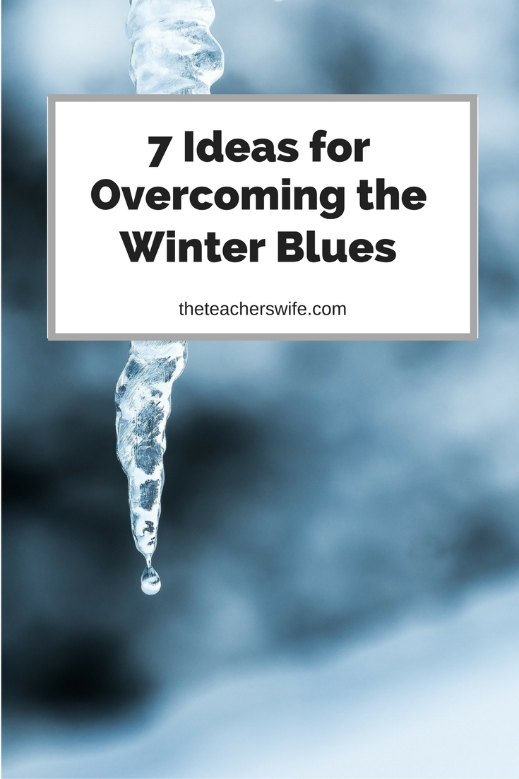 Are you in a funk this winter? Read on for some tips to overcome the winter blues.