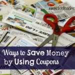 4 Ways to Save Money by Using Coupons