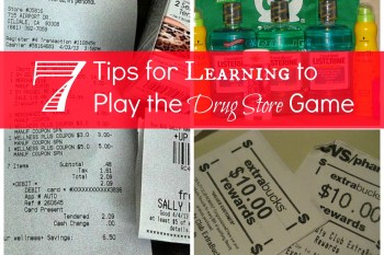 7 Tips for Learning to Play the Drug Store Game