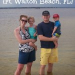Beach Vacation 2014 {Ft. Walton Beach, FL}