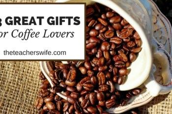 13 Great Gifts for Coffee Lovers
