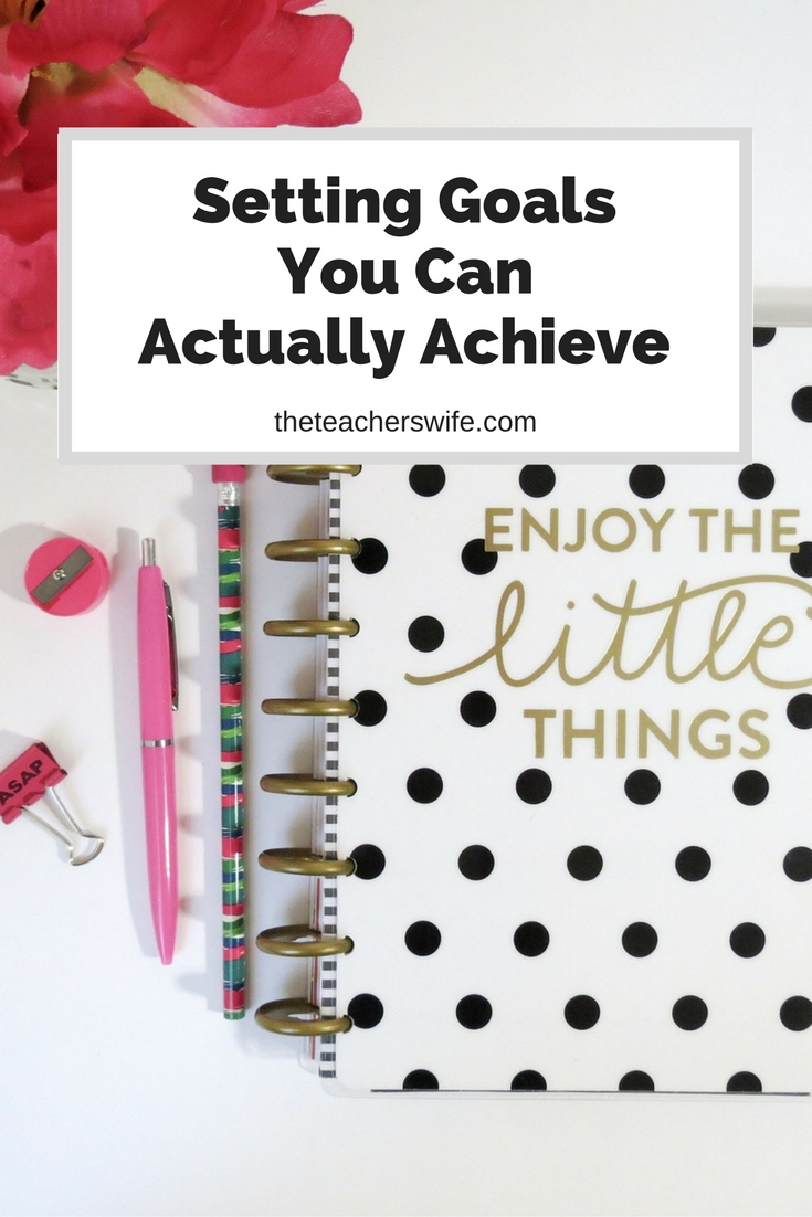 Setting goals you can achieve isn't as hard as you'd think. Check out these tips to see how!