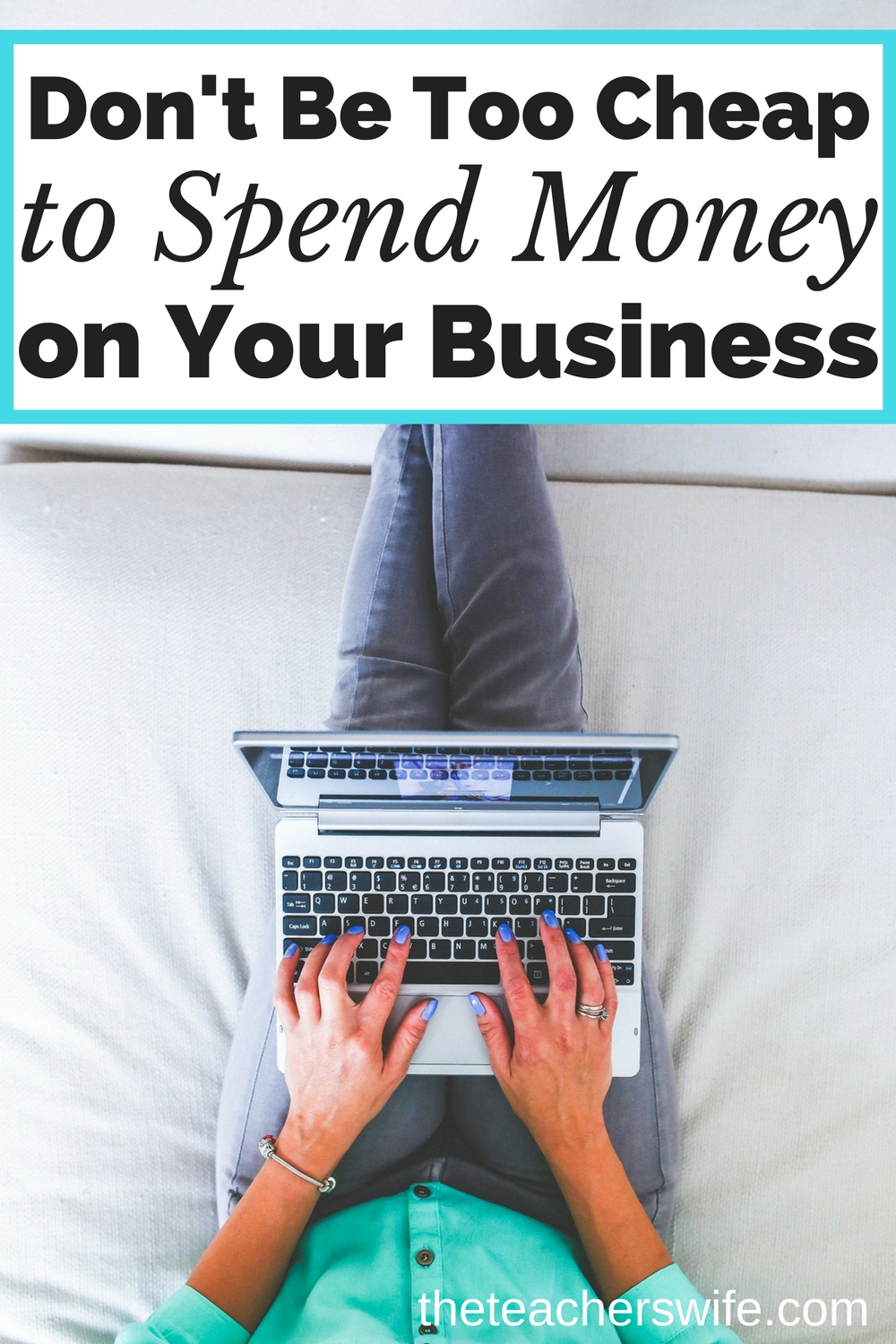 I love trying to save money, but sometimes I can be too cheap for my own good. Check out why you shouldn't be too cheap to spend money on your business.
