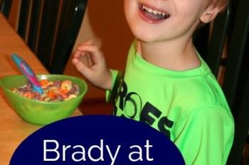 Brady at 5 Years