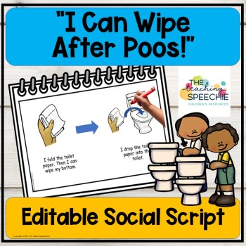 I Can Wipe After Poos