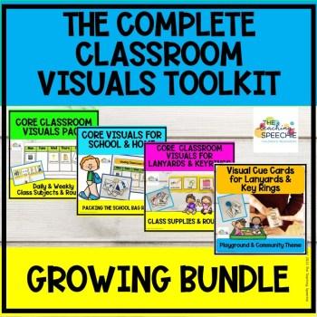 complete classroom visuals