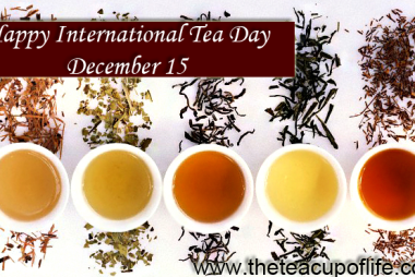 International Tea Day