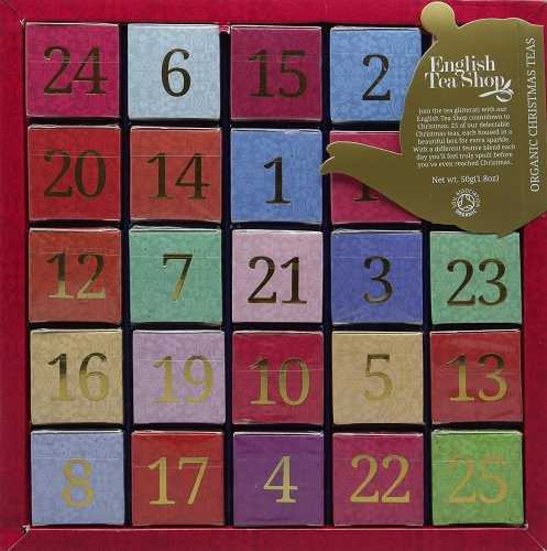 Tea advent calendars