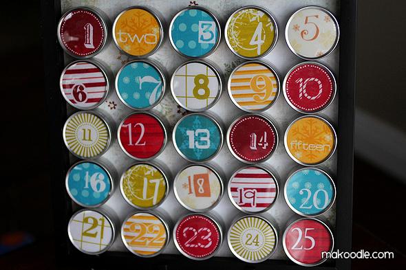 Makoodle Advent Calendar