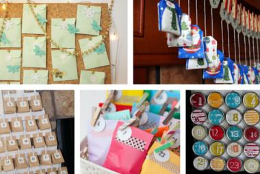DIY Advent Calendar Ideas
