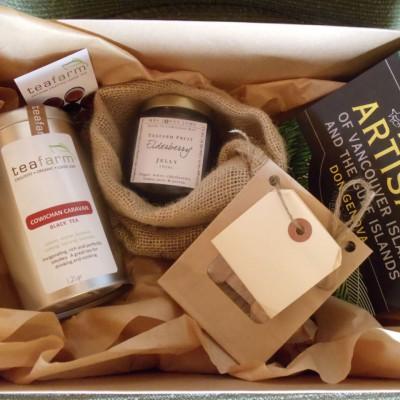 Teafarm Cowichan Gift Basket