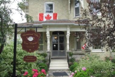 Charnwood Villa Tea Room