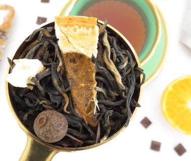 Chocolate Orange Cannoli Black Tea
