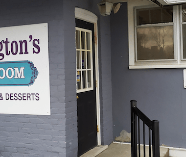 Dishington's Tea Room