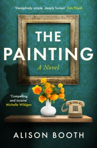 The cover of The Painting