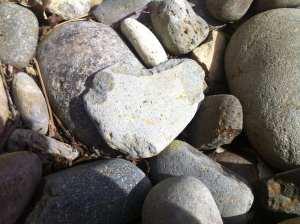Heart Rock March 2016 Walk