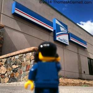 LEGO Photographer USPS 5.9.14