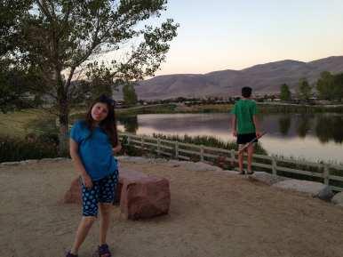 Sunset Walk Team TLC Damonte Ranch July 28 2016 #7