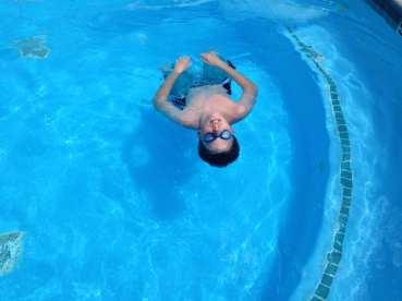 Swimming July 29 2016 #1