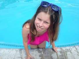 Swimming July 29 2016 #2