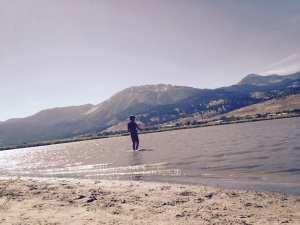 Thomas at Little Washoe Lake 9.6.16