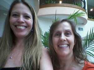 Camilla & Susan Savanahh Conference