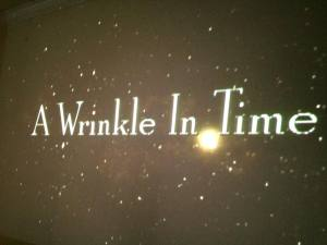 A Wrinkle in Time Movie 2017