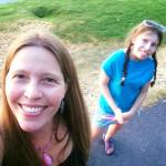Sunset Walk with Lillian The Vintage Lake 7.31.17 #10