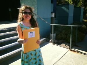 Volunteer Library Orientation Lillian 7.21.17