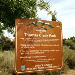 Thomas Creek Park Wild Child 9.16.17 #2