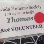 Humane Society Volunteer Orientation Thomas and Camilla 10.7.17 #3