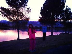 Sunset Walk Vintage Lake TLC 11.19.15 #5