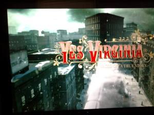 Yes, Virginia Movie 12.24.13