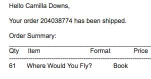 Where Would You Fly Books Shipped 1.19.18