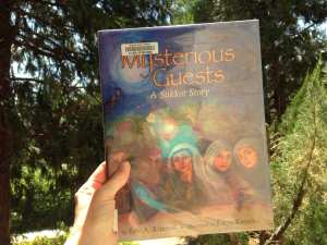 The Mysterious Guests Book 2016