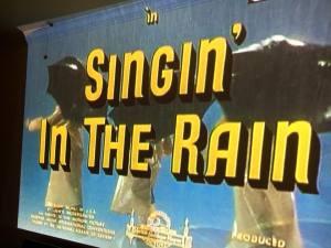 Singin' in the rain movie 3.3.18