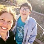Thomas & Camilla Tennis Virginia Foothills Park 4.3.18 #6
