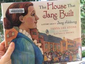 The House that Jane Built Book April 2018
