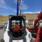 Thomas and Camilla April 2018 Date Day Kids on Big Rigs 4.28.18 #14