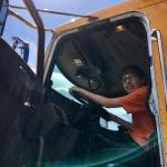 Thomas and Camilla April 2018 Date Day Kids on Big Rigs 4.28.18 #7