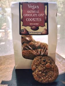 Vegan Chocolate Chip Cookies Trader Joe's 4.23.18