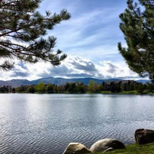 Instant Calm Walk Vintage lake 5.23.18