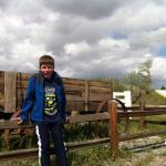 Thomas and Camilla April 2015 Date Day Bartley Ranch 4.25.15 #11