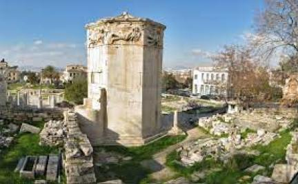 Roman Forum and the Tower of the Winds - Athens: Get the Detail of Roman  Forum and the Tower of the Winds on Times of India Travel