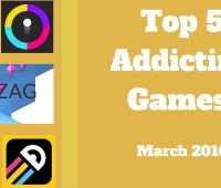 Top 5 Addicting Games!