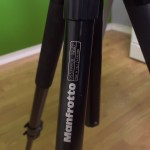 Manfrotto 550X Tripod