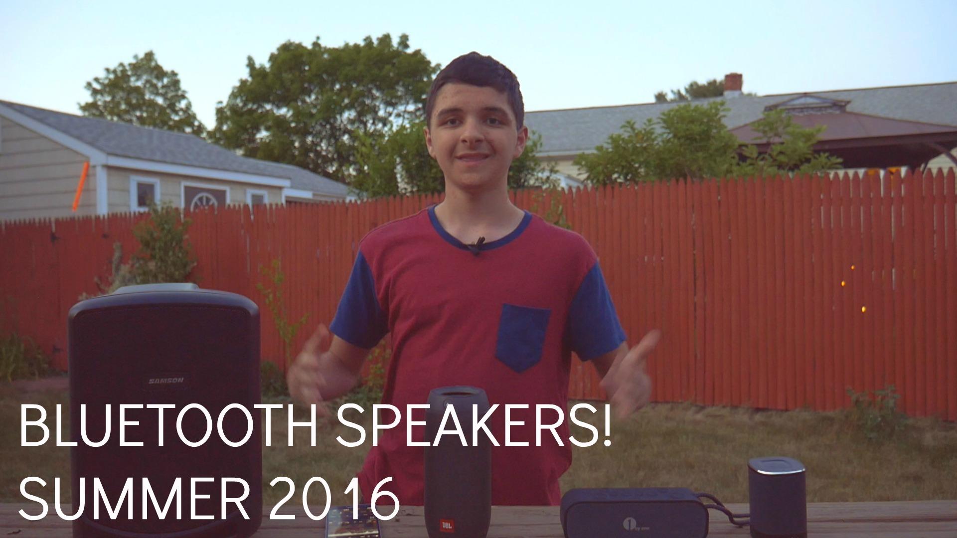 bluetooth summer 2016